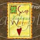 Cup of Kindness  ~ Pint Glass Jar Set