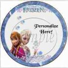 Elsa & Anna Frozen Faux or Inspired by Disney~  Cupcake Pick & Toppers ~ Set of 1 Dozen