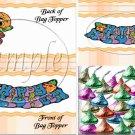 Halloween Frog ~  Treat Bag Topper
