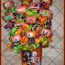 Halloween Bouquet ~  MINI Candy Bar Wrapper