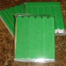 Bright Green ~ Mini Nail Files