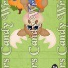 Halloween Pumpkin Patch ~ MINI Matchbook Nail File COVER