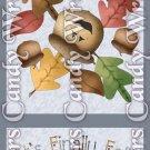 Finally Fall ~ MINI Matchbook Nail File COVER