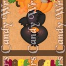 Happy Fall ~ MINI Matchbook Nail File COVER