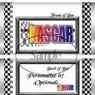 Faux NASCAR Logo  ~ Standard 1.55 oz Candy Bar Wrapper  SOE