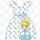 Cinderella Baby Party Favor Dress ~ Party Favor Totes, Bags & Boxes