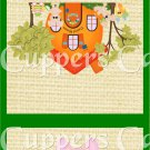 Easter #6 ~ MINI Matchbook Nail File COVER