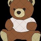 Teddy Bear ~  Cupcake Pick & Toppers ~ Set of 1 Dozen