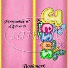 Jesus Is Love Pink ~ Bookmark 1 Dozen