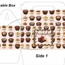 Friends With Chocolate  ~ Gable Gift or Snack Box