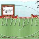 Summer Time Watermelon ~ Pinch Box
