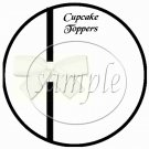 Today I Marry My Best Friend  ~  Cupcake Pick & Toppers ~ Set of 1 Dozen