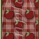 An Apple A Day For The Teacher ~ Bookmark 1 Dozen
