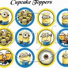 Minion Minions Group ~ Faux or Inspired By  ~ Set of 1 Dozen