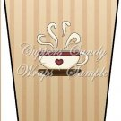 Country Coffee ~  Gift Card Holder Latte` Cup