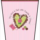 The Soul is Fed ~  Gift Card Holder Latte` Cup