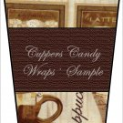 Java ~ Gift Card Holder Latte` Cup