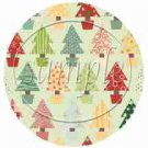 Christmas Trees ~ Cupcake Toppers ~ Set of 1 Dozen