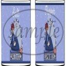 Raggedy Ann ~ Salt & Pepper Shaker Covers Wrappers