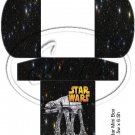Star Wars Faux Inspired #2 ~  Hershey's Mini Candy Bar 4 Wrapper Box