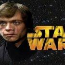 Star Wars Faux Inspired Luke Skywalker ~  Pint Glass Jar