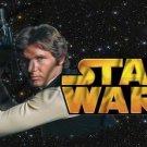 Star Wars Faux Inspired Han Solo ~  Pint Glass Jar