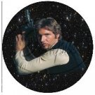 Star Wars Faux Inspired Han Solo ~ Cupcake Toppers ~ Set of 1 Dozen