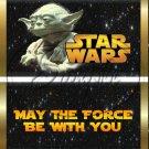 Star Wars Faux Inspired Yoda ~ Standard 1.55 oz Candy Bar Wrapper  SOE
