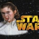 Star Wars Faux and Inspired By Princess Leia  ~ Gallon Can Set