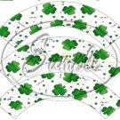 St. Patrick's Day Celebration Cupcake Wrappers ~ Set of 1 Dozen