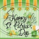 Lucky Irish  ~ St. Patrick's Day ~ Gallon Can Set
