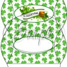 Happy St. Patrick's Day Banner #2  ~ Set of 12 Pillow Treat Gift Box