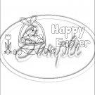 Color Me Easter #1A  ~ Standard 1.55 oz Candy Bar Wrapper  SOE 1 Dozen