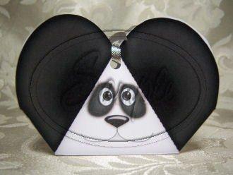 Panda ~ 3 Dimensional 3D Goodie Animal Box