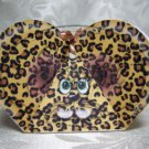 Yellow Tiger ~ 3 Dimensional 3D Goodie Animal Box