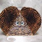 Orange Tiger ~ 3 Dimensional 3D Goodie Animal Box