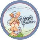 Easter Parade ~  Cupcake Toppers ~ Set of 1 Dozen