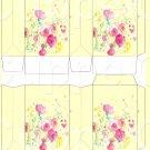 Yellow Wild Flowers ~ MINI Pinch Treat Gift Box ~ DOZEN