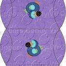 Dinosaur Purple #8 ~ Pillow Treat Gift Box 1 Dozen