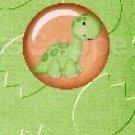 Dinosaur Green #2 ~ MINI Candy Bar Wrappers 1 DOZEN
