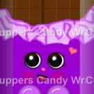 Cheeky Chocolate Purple Inspired by Inspired by ~ MINI Candy Bar Wrappers 1 DOZEN