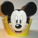 Mickey Mouse Face & Hands Yellow Inspired  By Disney ~ Cupcake Wrappers ~ Set of 1 Dozen