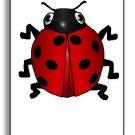 Insect Ladybug Lady Bug Brad Paper Puppet