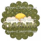 Baby Sunshine ~ Bundle of Joy AA (Ethnic) Baby Shower ~ Cupcake Toppers ~ Set of 1 Dozen