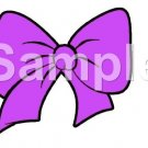 Daisy Duck Purple Bow Disney Inspired ~ Cupcake Toppers ~ Set of 1 Dozen
