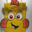 Finding Nemo, Inspired, Party Treat Bag, Birthday Party Favor, Gift Bag