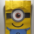 Bob (One Eye) Minion  Inspired, Party Treat Bag, Birthday Party Favor, Gift Bag