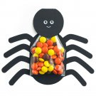 Halloween Spider Treat Bag Topper ~ Large