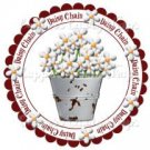 Flowers For Sale ~ Cupcake Topper ~ Set of 1 Dozen