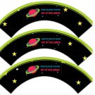 Planet Saturn Thanks For Making My Birthday Out of This World ~ Cupcake Wrappers ~ Set of 1 Dozen